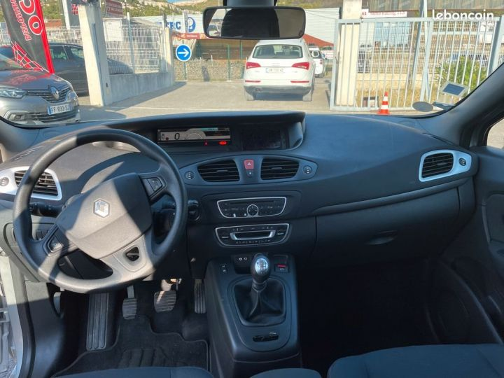 Renault Megane scénic iii 1.5 dci 110 cv expression Gris Occasion - 5