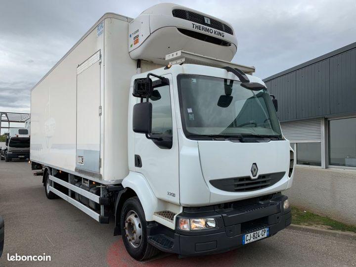 Renault Midlum 220 frigo bi température  - 1