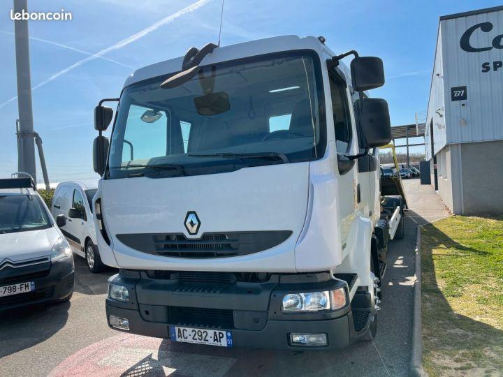 Renault Midlum depanneuse double cabine panier  - 3
