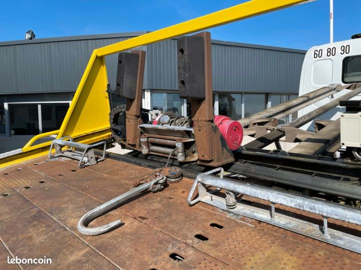 Renault Midlum depanneuse double cabine panier  - 5
