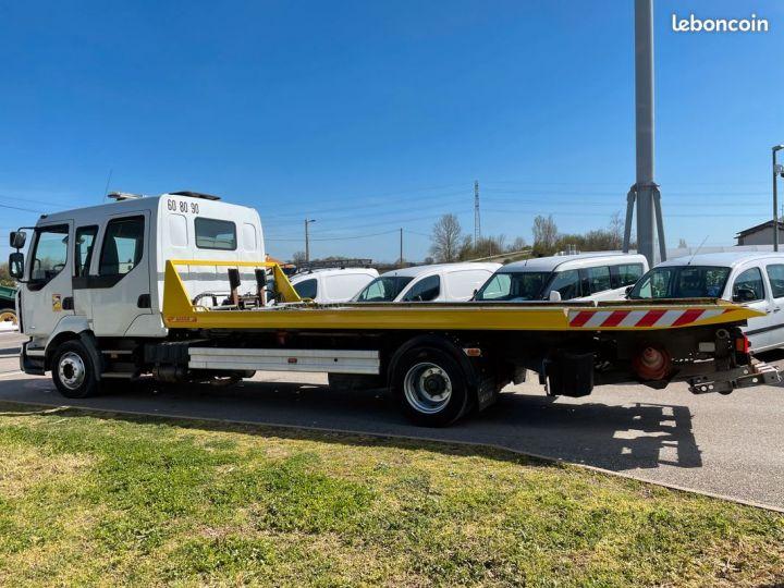 Renault Midlum depanneuse double cabine panier  - 10