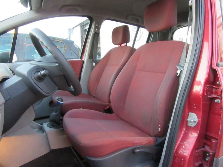 Renault Modus 1.2 16V 75CH PACK AUTHENTIQUE Rouge Occasion - 4