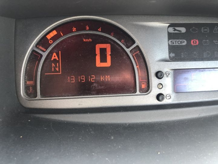 Renault MODUS / GRAND MODUS 1.5 DCI 85CH DYNAMIQUE QUICKSHIFT BLANC - 4