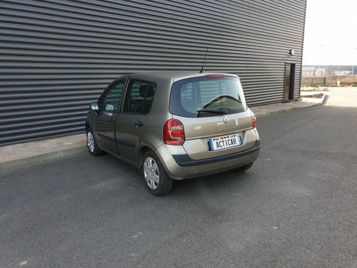 Renault Modus ii 1.216v eco 75 exprssion Beige Occasion - 4