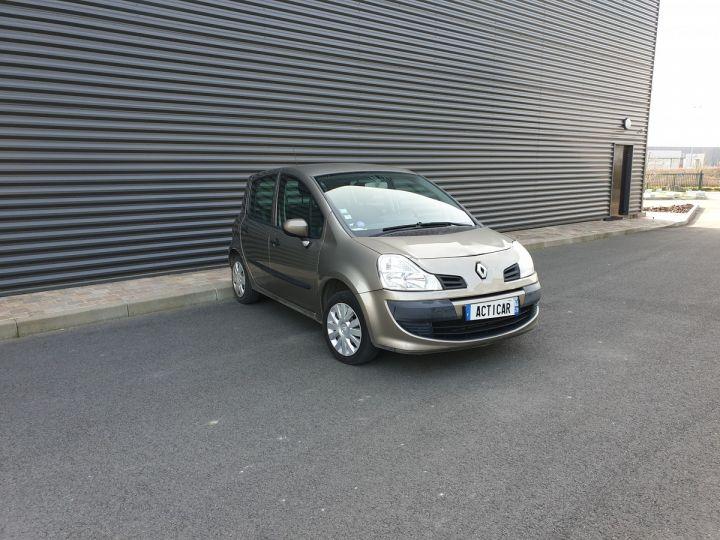 Renault Modus ii 1.216v eco 75 exprssion Beige Occasion - 13