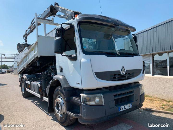 Renault Premium Lander länder 280 19t benne grue 110000km  - 1