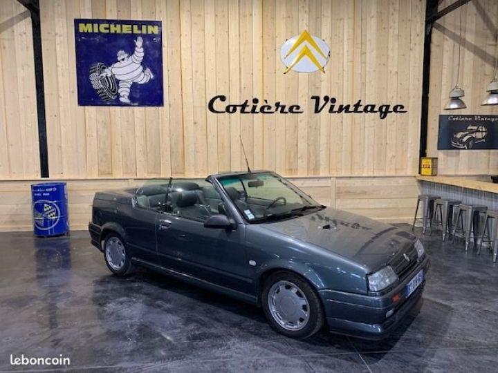 Renault R19 Belle 19 16s Cabriolet Gris - 1