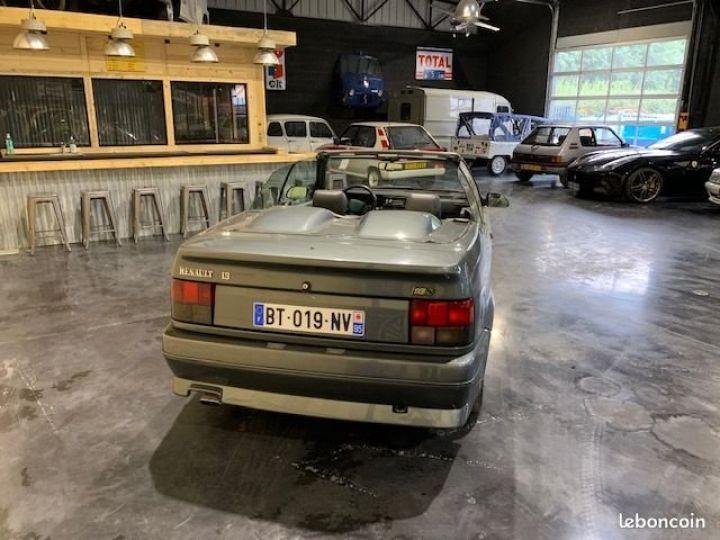 Renault R19 Belle 19 16s Cabriolet Gris - 2