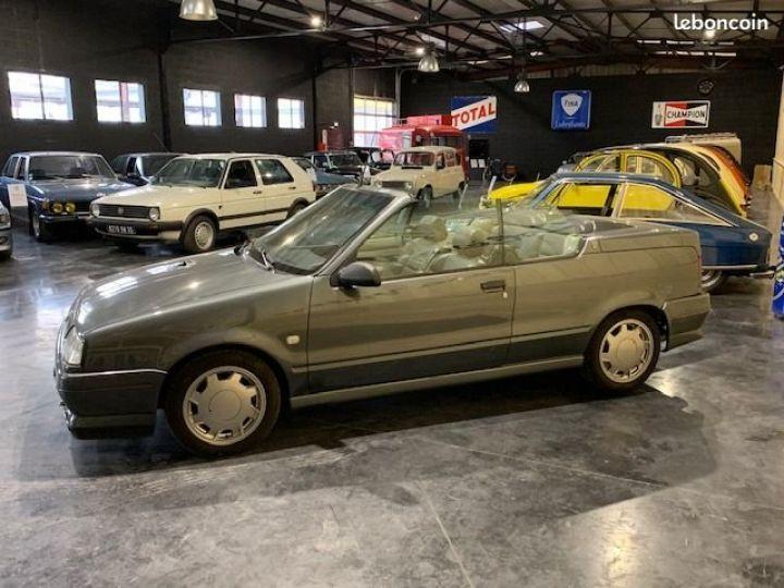 Renault R19 Belle 19 16s Cabriolet Gris - 3