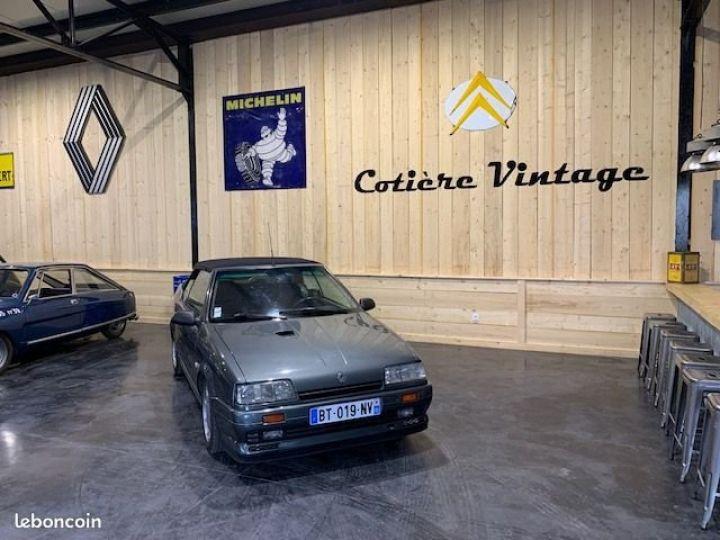 Renault R19 Belle 19 16s Cabriolet Gris - 4