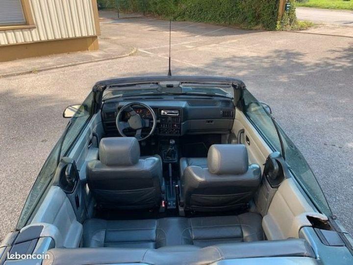 Renault R19 Belle 19 16s Cabriolet Gris - 6