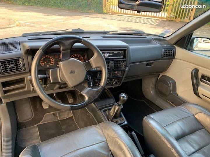 Renault R19 Belle 19 16s Cabriolet Gris - 8