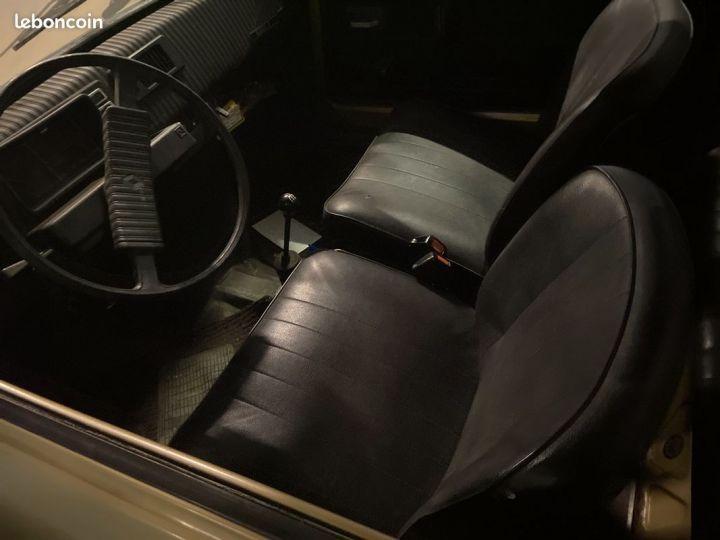 Renault R5 1ère main 77000km a restaurer  - 4