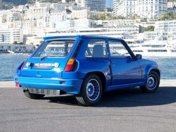 Renault R5 TURBO - N° 351 BLEU OLYMPE Occasion - 9