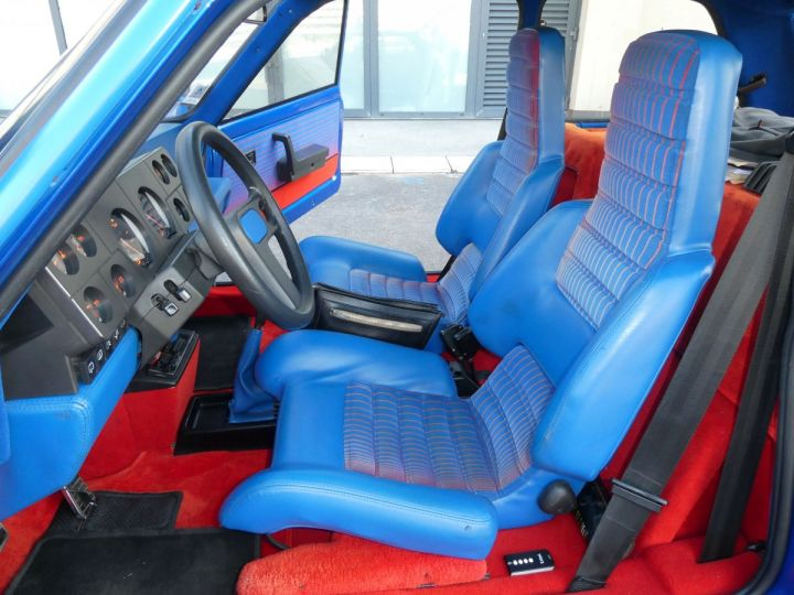 Renault R5 Turbo TURBO - N° 351 Bleu Olympe Vendu - 13