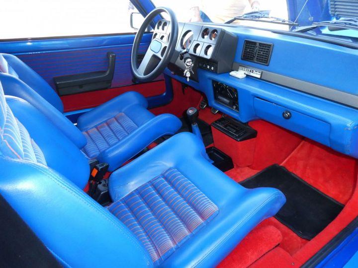 Renault R5 Turbo TURBO - N° 351 Bleu Olympe Vendu - 15