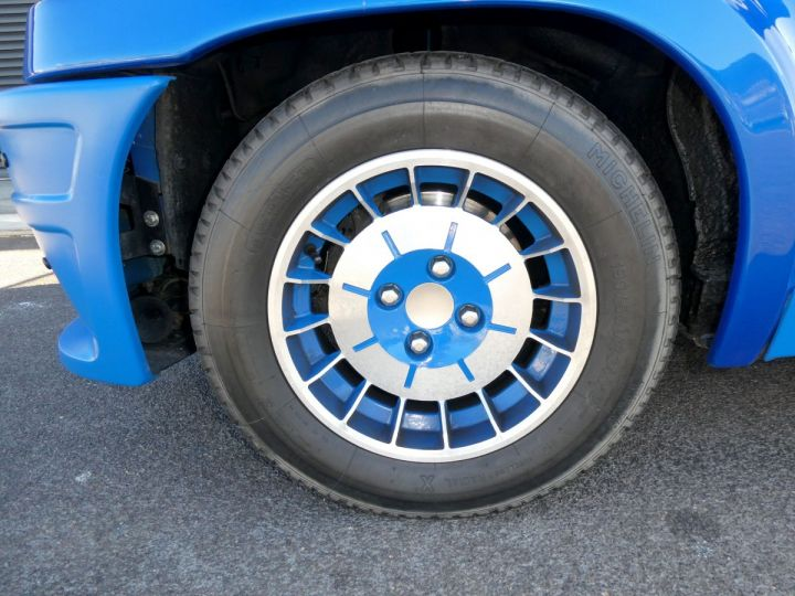 Renault R5 Turbo TURBO - N° 351 Bleu Olympe Vendu - 16