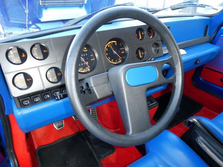Renault R5 Turbo TURBO - N° 351 Bleu Olympe Vendu - 18