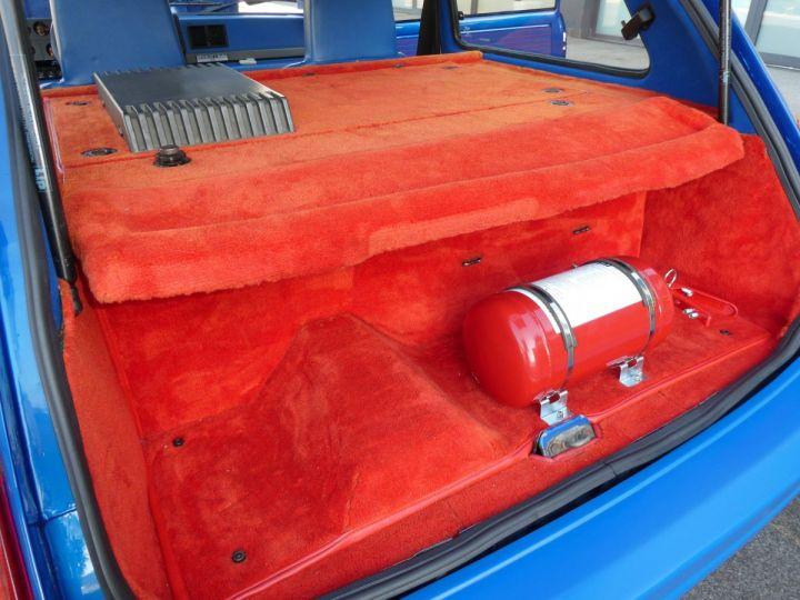 Renault R5 Turbo TURBO - N° 351 Bleu Olympe Vendu - 20