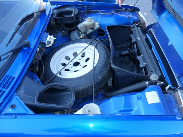 Renault R5 Turbo TURBO - N° 351 Bleu Olympe Vendu - 21