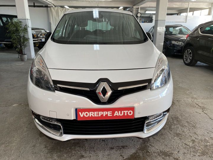 Renault Scenic 1.2 TCE 130CH ENERGY BOSE Blanc - 2