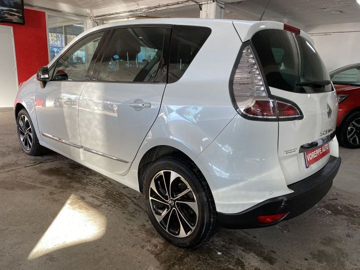 Renault Scenic 1.2 TCE 130CH ENERGY BOSE Blanc - 4