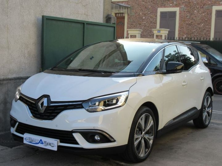 Renault Scenic 1.3 TCE 140CH ENERGY INTENS EDC BLANC Neuf - 1