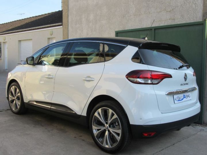 Renault Scenic 1.3 TCE 140CH ENERGY INTENS EDC BLANC Neuf - 3