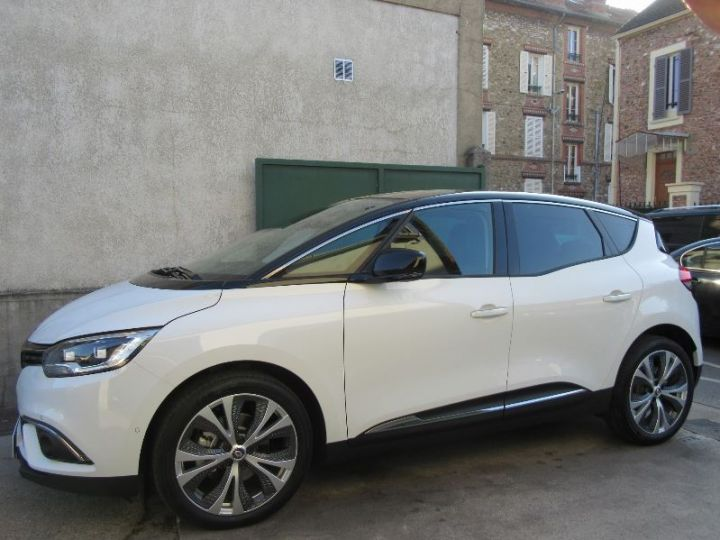 Renault Scenic 1.3 TCE 140CH ENERGY INTENS EDC BLANC Neuf - 5