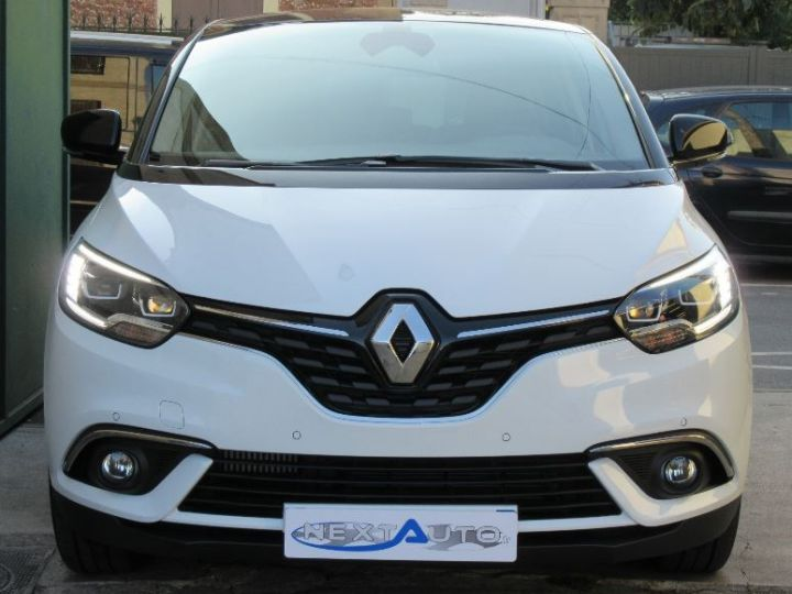 Renault Scenic 1.3 TCE 140CH ENERGY INTENS EDC BLANC Neuf - 6