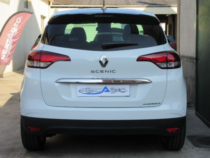 Renault Scenic 1.3 TCE 140CH ENERGY INTENS EDC BLANC Neuf - 7