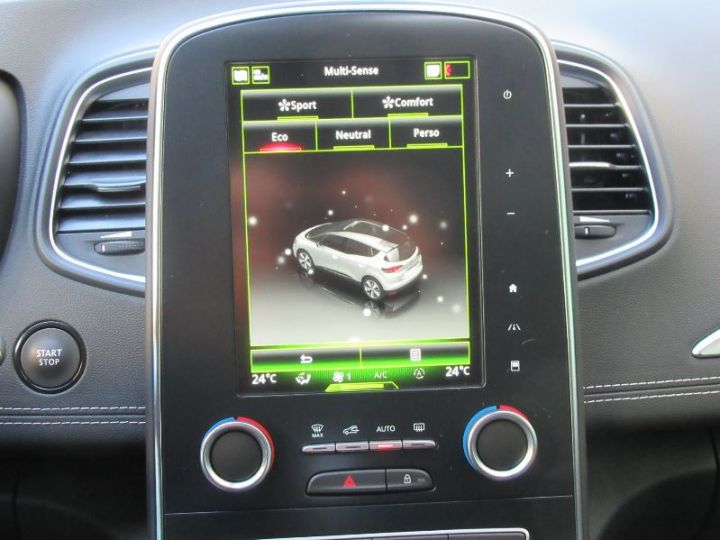Renault Scenic 1.3 TCE 140CH ENERGY INTENS EDC BLANC Neuf - 19