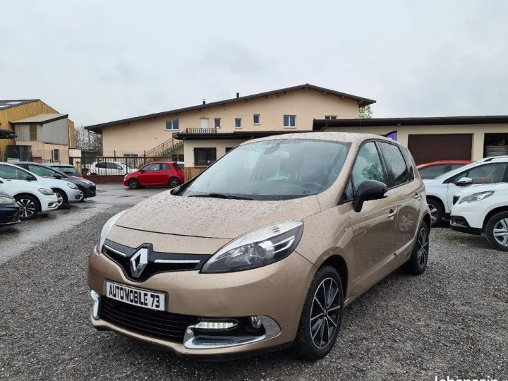 Renault Scenic 1.5 dci 110 bose edc 06/2013 GPS REGULATEUR BLUETOOTH  - 1