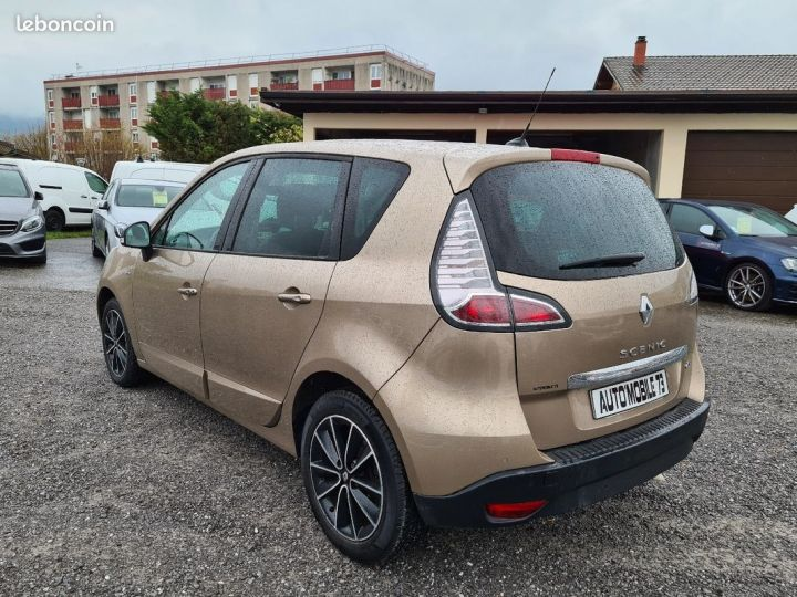 Renault Scenic 1.5 dci 110 bose edc 06/2013 GPS REGULATEUR BLUETOOTH  - 2