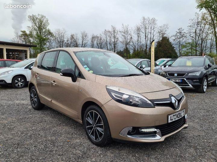 Renault Scenic 1.5 dci 110 bose edc 06/2013 GPS REGULATEUR BLUETOOTH  - 3