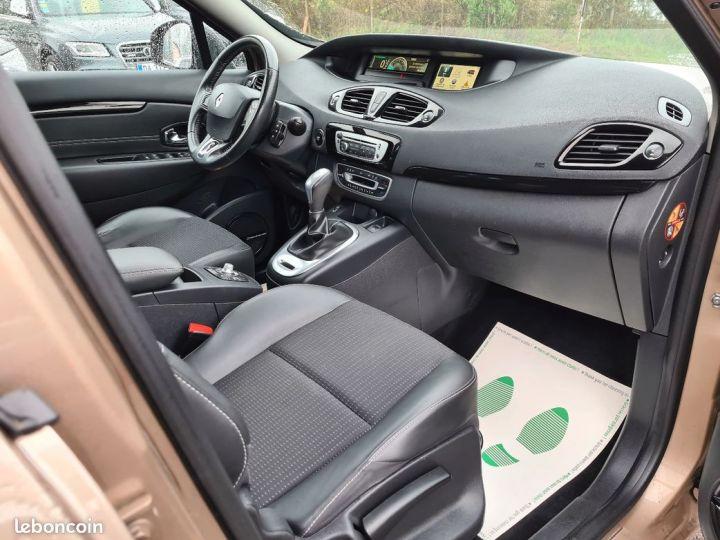 Renault Scenic 1.5 dci 110 bose edc 06/2013 GPS REGULATEUR BLUETOOTH  - 4