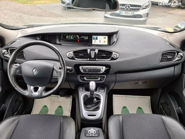 Renault Scenic 1.5 dci 110 bose edc 06/2013 GPS REGULATEUR BLUETOOTH  - 5