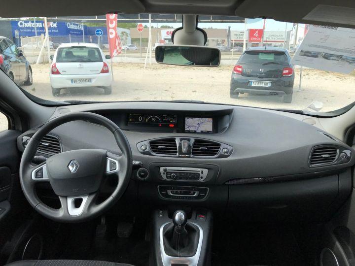 Renault Scenic 1.5 DCI 110 CV  GRIS METAL Occasion - 5