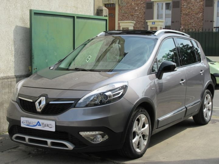 Renault Scenic 1.5 DCI 110CH ENERGY BOSE EDITION ECO GRIS FONCE Occasion - 1