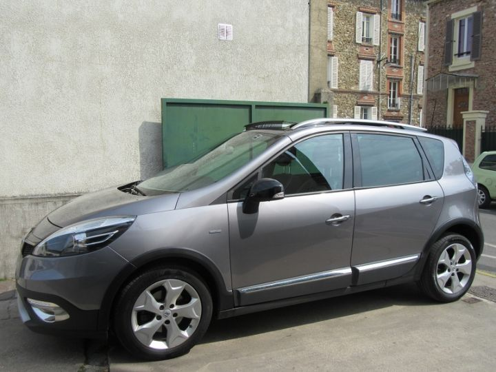 Renault Scenic 1.5 DCI 110CH ENERGY BOSE EDITION ECO GRIS FONCE Occasion - 5
