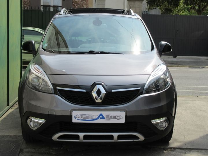 Renault Scenic 1.5 DCI 110CH ENERGY BOSE EDITION ECO GRIS FONCE Occasion - 6