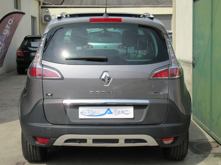 Renault Scenic 1.5 DCI 110CH ENERGY BOSE EDITION ECO GRIS FONCE Occasion - 7