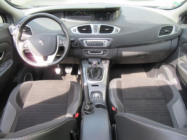 Renault Scenic 1.5 DCI 110CH ENERGY BOSE EDITION ECO GRIS FONCE Occasion - 8