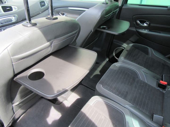 Renault Scenic 1.5 DCI 110CH ENERGY BOSE EDITION ECO GRIS FONCE Occasion - 9