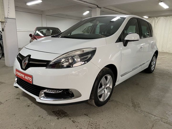 Renault Scenic 1.5 DCI 110CH ENERGY BUSINESS ECO² 2015 Blanc - 1