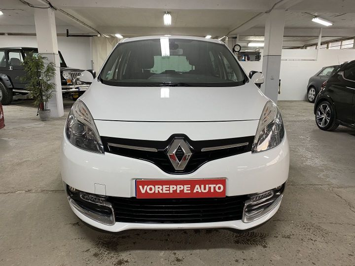 Renault Scenic 1.5 DCI 110CH ENERGY BUSINESS ECO² 2015 Blanc - 2