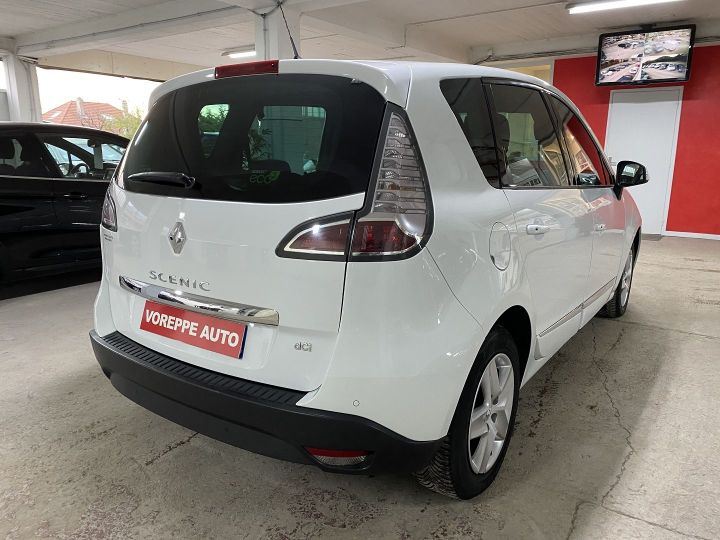 Renault Scenic 1.5 DCI 110CH ENERGY BUSINESS ECO² 2015 Blanc - 4