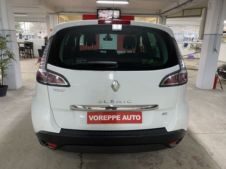 Renault Scenic 1.5 DCI 110CH ENERGY BUSINESS ECO² 2015 Blanc - 5
