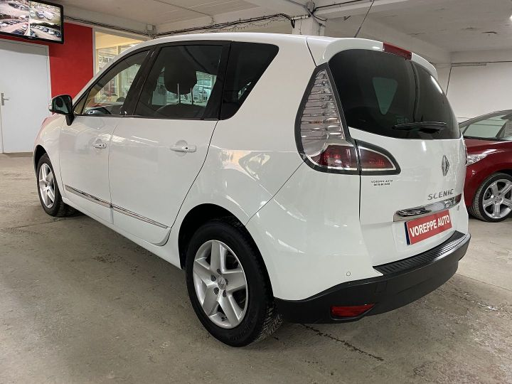 Renault Scenic 1.5 DCI 110CH ENERGY BUSINESS ECO² 2015 Blanc - 6