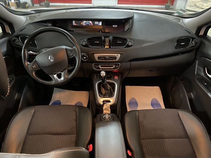 Renault Scenic 1.5 DCI 110CH ENERGY BUSINESS ECO² 2015 Blanc - 9